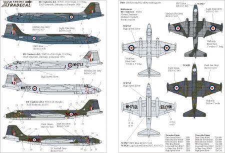 XD48053 Canberra B.2