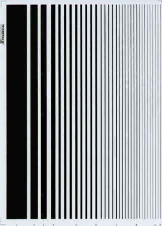 XDPS01 Black Stripes