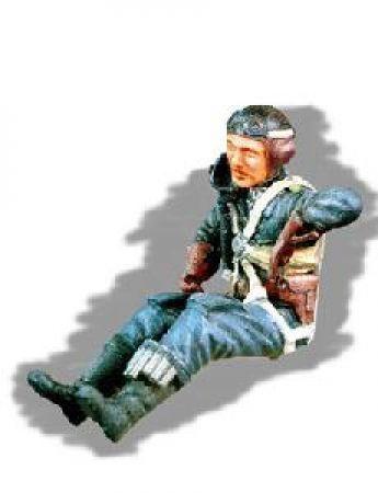 PJ481105 Pilot deutsche Luftwaffe WK II