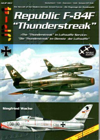 ADJP03 F-84F Thunderstreak
