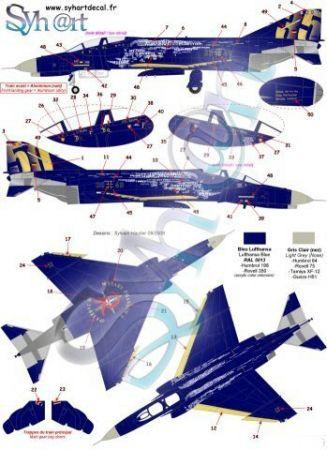 SY48040 F-4F Phantom II JG 71