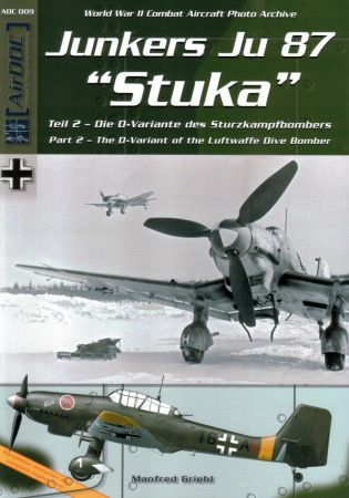 ADPA09 Junkers Ju 87 Stuka Part 2