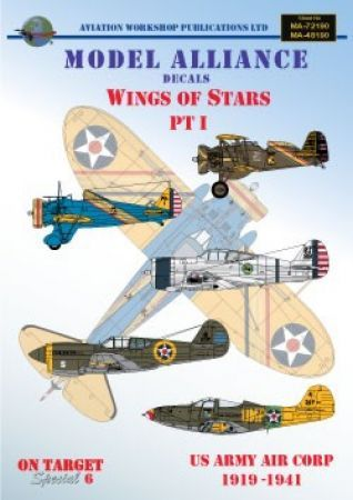MAL72190 Wings of Stars - US Army Air Corps 1919-1941 Part
