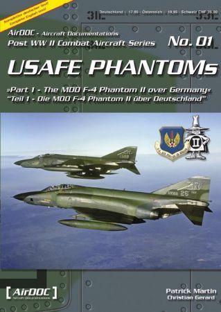AD001 USAFE Phantoms - Teil 1