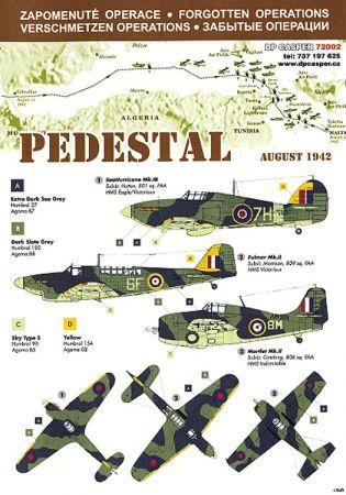 DPC72002 Forgotten Operations: Pedestal, August 1942