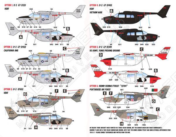 CM48084 O-2 Skymaster