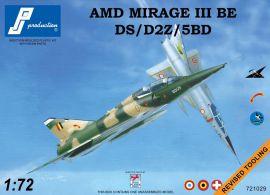 PJ721029 Mirage IIIBE/DS/D2Z/5BD
