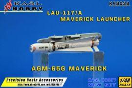 KH48033 AGM-65G Maverick Luft-Boden-Rakete