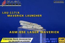 KH48039 AGM-65E Laser Maverick Luft-Boden-Rakete