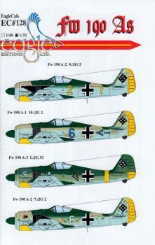 ECD32128 Fw 190 A-1/A-2/A-3 JG 2 & JG 51