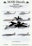 MWD4808 Formation Light Stripes for Jets & Helicopters