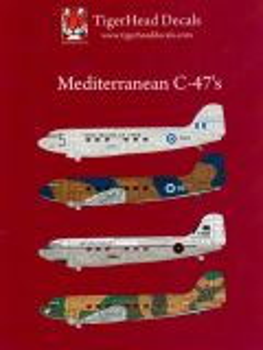 THD4814 C-47 Skytrain Griechenland, Israel, Libyen, Türkei