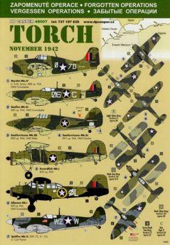 DPC48007 Vergessene Operationen: Torch, November 1942