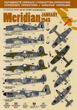 DPC72023 Vergessene Operationen: Operation Meridian, Sumatra, Januar 1945