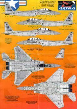 ASD3205 F-15C/D Eagle