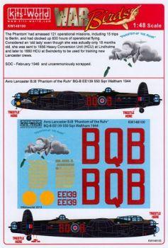 KW48100 Lancaster B.III