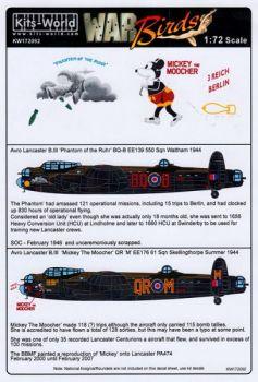 KW72092 Lancaster B.III