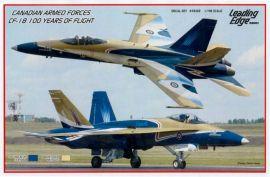 LE48069 CF-18A Hornet Sonderanstrich 100 Years of Flight