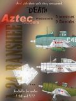 AZD4840 A-24 Banshee Latin American Air Forces