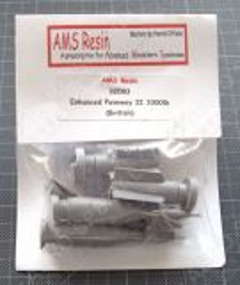 AMS32083 Enhanced Paveway II 1.000 lb lasergelenkte Bombe (Royal Air Force)