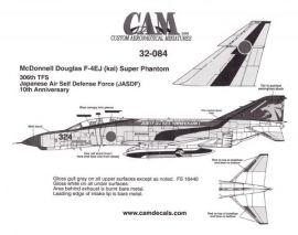 CAM32084 F-4EJ Kai Super Phantom 306th TFS, JASDF