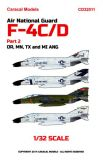 CD32011 F-4C/D Phantom II Air National Guard Teil 2