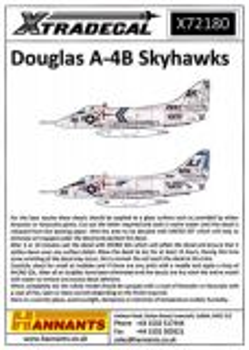 XD72180 A-4B Skyhawk U.S. Navy & U.S. Marines