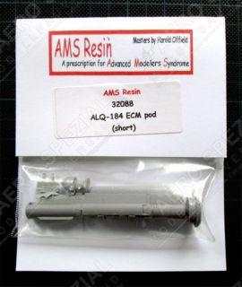 AMS32088 AN/ALQ-184 ECM Pod (short)