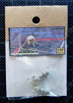KH48040 Pilotenhelm HGU-55/P ohne Sauerstoffschlauch
