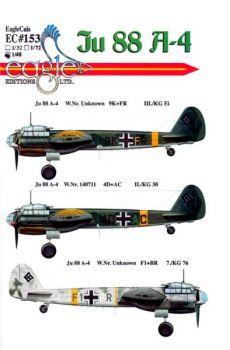 ECD48153 Ju 88 A-4 KG 30, KG 51 & KG 76