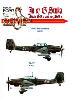 ECD72097 Ju 87 G-2