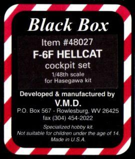 BB48027 F6F Hellcat Cockpit Set