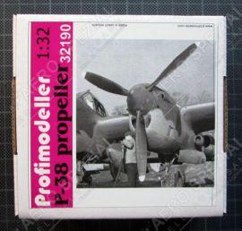 PF32190 P-38 Lightning Propeller-Set