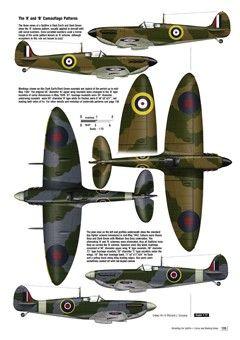 SPMDF23 Supermarine Spitfire Teil 1 (Merlin-Motor)