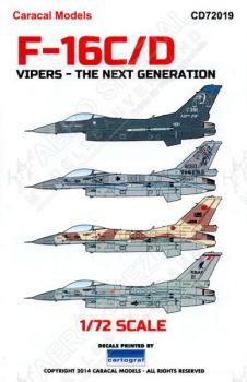 CD72019 F-16 Fighting Falcon internationale Luftstreitkräfte