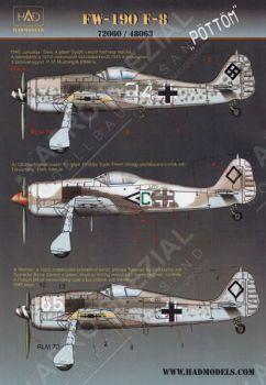 HU72060 Fw 190 F-8