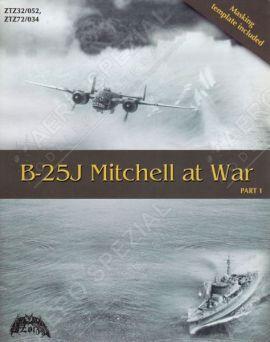 ZTZ72034 B-25J Mitchell Teil 1