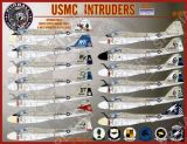 FBD48037 A-6A/E Intruder U.S. Marines