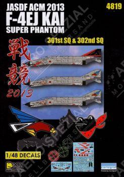 DXM48016 F-4EJ Kai Super Phantom II JASDF TAC Meet 2013