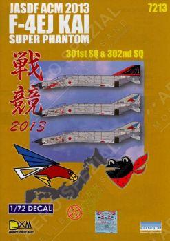 DXM72014 F-4EJ Kai Super Phantom II JASDF TAC Meet 2013