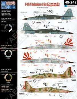 TB48242 F-5F/N Tiger II VFC-111 Sundowners