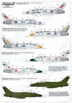 XD72119 F-100D/F Super Sabre Part 2