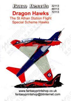 EU72113 Hawk T.1A: XX172 Dragon Hawks