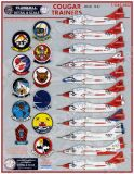 FD&S4802 F9F-8T/TF-9J Cougar U.S. Navy/U.S. Marines