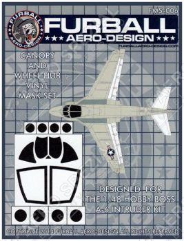 FMS4806 A-6 Intruder Mask Set