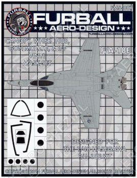 FMS4807 F/A-18E Super Hornet Maskierfolie