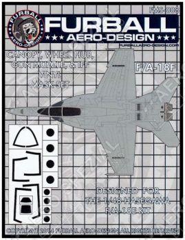 FMS4808 F/A-18F Super Hornet Maskierfolie