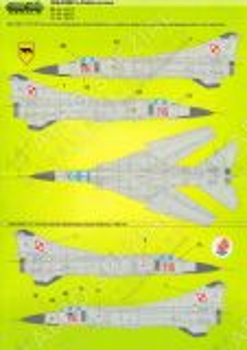MOD32013 MiG-23MF Flogger-B Polish Air Force
