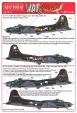 KW48131 B-17F Flying Fortress: Dragon Lady & The Mustang/Lady Luck