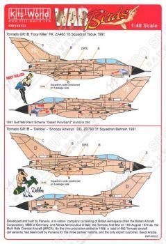 KW48132 Tornado GR.1/GR.1B: Desert Storm Teil 2